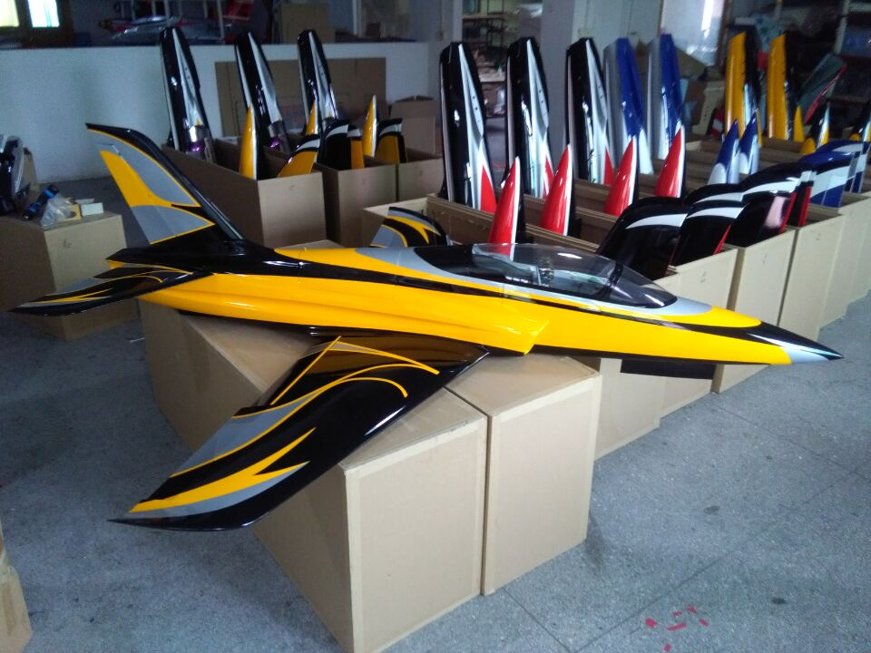ODYSSEY Yellow FANTASY ARF 2190 mm